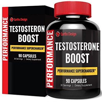 Testosterone Boosts are Just One of Many Male Enhancement Products